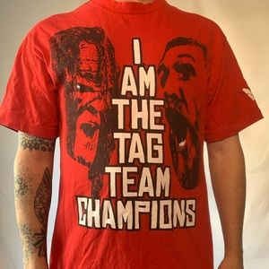 WWE Authentic Team Hell No Tag Team Champions